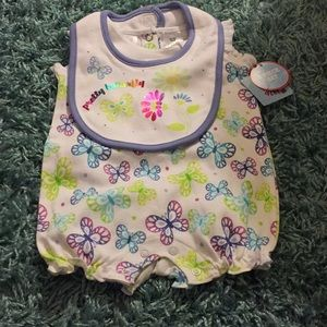 Small Wonders NWT Butterfly Set